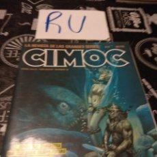 Cómics: CIMOC 21 NORMA EDITORIAL. Lote 122728372