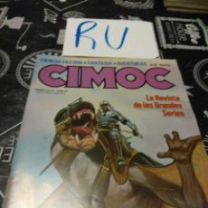 Cómics: CIMOC 16 NORMA EDITORIAL. Lote 122728492