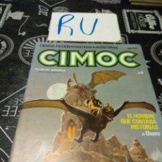 Cómics: CIMOC 4 NUEVA ÉPOCA. Lote 122728672
