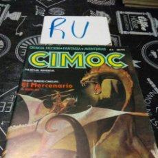 Cómics: CIMOC 6 NUEVA EPOCA. Lote 122728739