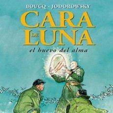 Comics: CARA DE LUNA COMPLETA 5 TOMOS (BOUCQ / JODOROWSKY) NORMA - CARTONE - IMPECABLE - OFI15T. Lote 204477305