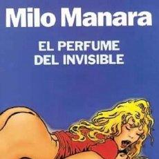 Cómics: MILO MANARA, EL PERFUME DEL INVISIBLE (NORMA EDITORIAL). Lote 122988983