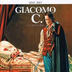 Cómics: GIACOMO C. 2 LA CAÍDA DEL ÁNGEL, DUFAUX - GRIFFO (NORMA EDITORIAL). Lote 123063639