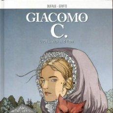 Cómics: GIACOMO C. 5. POR EL AMOR DE MI PRIMA, DUFAUX - GRIFFO (NORMA EDITORIAL). Lote 123063711
