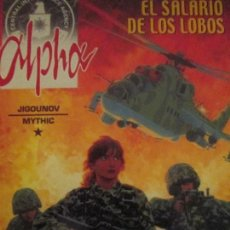 Cómics: ALPHA--JIGOUNOV-MYTHIC. Lote 123356907