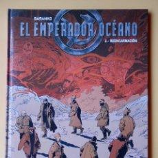 Cómics: EL EMPERADOR OCÉANO. TOMO 2. REENCARNACIÓN - BARANKO. Lote 123366735