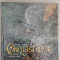 Cómics: CONQUISTADOR EDICIÓN INTEGRAL NÚMERO 1 CARTONE (DUFAUX - XAVIER) NORMA. Lote 123391727