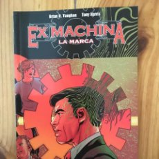 Comics: EX MACHINA 2. Lote 123412763