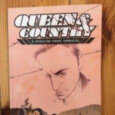Cómics: QUEEN & COUNTRY 5 -OPERACIÓN: FRENTE TORMENTOSO. Lote 123414827