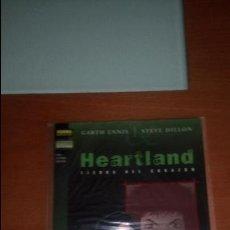 Cómics: HEARTLAND COLECCION VERTIGO DC COMICS. Lote 124222935