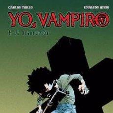 Cómics: YO, VAMPIRO Nº 4 (TRILLO / RISSO) COL. MADE IN HELL Nº 13 - NORMA - MUY BUEN ESTADO - OFF15. Lote 124569871