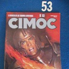 Cómics: COMIC CIMOC Nº 53. Lote 124594623