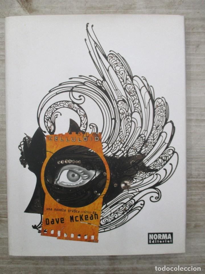 CELLULOID - DAVE MCKEAN - NORMA EDITORIAL - TAPA DURA (Tebeos y Comics - Norma - Comic USA)