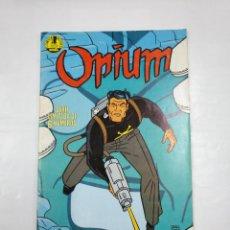 Cómics: OPIUM - Nº 2. - COMIC BOOKS - NORMA EDITORIAL. LA SONRISA HELADA. TDKC35. Lote 125080631