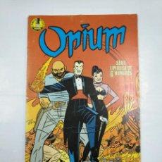 Cómics: OPIUM - Nº 1. - COMIC BOOKS - NORMA EDITORIAL. ¡INFIERNO!. TDKC35. Lote 125080707