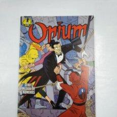 Cómics: OPIUM - Nº 5. - COMIC BOOKS - NORMA EDITORIAL. PERDIDOS. TDKC35. Lote 125080743