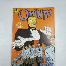 Cómics: OPIUM - Nº 4. - COMIC BOOKS - NORMA EDITORIAL. PIEL DE PLATA. TDKC35. Lote 125080787