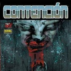 Cómics: CONTENCION - COL. MADE IN HELL Nº 35 - NORMA - IMPECABLE - OFI15. Lote 125123079