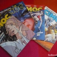 Cómics: CIMOC NºS 49, 50, 51 Y 52 ¡BUEN ESTADO! NORMA CIENCIA FICCION FANTASIA REVISTA COMIC BOURGEON BOUCQ. Lote 125156879