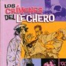Cómics: LOS CRIMENES DEL LECHERO - COL. MADE IN HELL Nº 10 - NORMA - COMO NUEVO - OFI15. Lote 160985277
