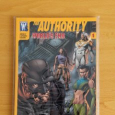 Cómics: THE AUTHORITY WORLD'S END #1 (WOLDSTORM - NORMA). Lote 125209463
