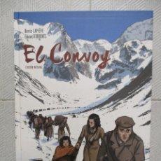 Cómics: EL CONVOY EDICION INTEGRAL DENIS LAPIÈRE - EDUARD TORRENTS TAPA DURA NORMA EDITORIAL. Lote 125420735