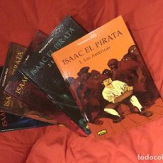 Cómics: ISAAC EL PIRATA DE CHRISTOPHE BLAIN. Lote 125464751