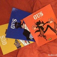 Cómics: GUS DE CHRISTOPHE BLAIN. Lote 125466563