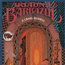 Cómics: ARIADNA & BARBAZUL - COL. MADE IN USA Nº 4 (P. CRAIG RUSSELL) NORMA - OFI15. Lote 125843195