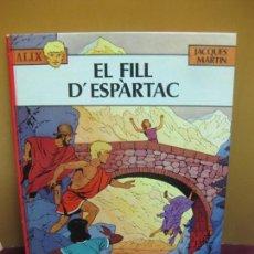 Cómics: ALIX. EL FILL D'ESPARTAC. JACQUES MARTIN. NORMA EDITORIAL. . Lote 125885611