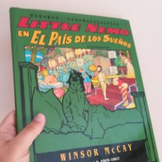 Fumetti: LITTLE NEMO EN EL PAIS DE LOS SUEÑOS - OBRA COMPLETA - VOLUMEN I: 1905-1907 - WINSOR MCCAY. Lote 125891095