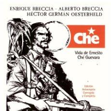 Cómics: ALBERTO BRECCIA. CHE. RUSTICA. 80 PAGINAS CON GUION DE OESTERHELD Y COLABORACION DE ENRIQUE BRECCIA. Lote 125935207