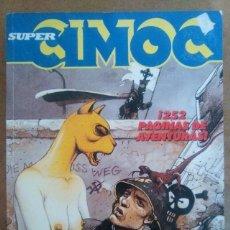 Cómics: SUPER CIMOC Nº 5 (RETAPADO CON LOS NUMEROS 107, 108 Y 109 DE CIMOC) NORMA - OFM15. Lote 125967879