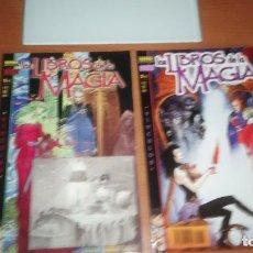 Cómics: LOS LIBROS DE LA MAGIA VINCULOS VERTIGO NORMA EDITORIAL. Lote 126064735