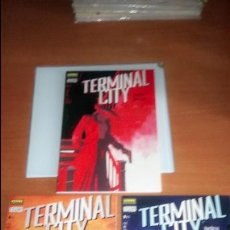 Cómics: TERMINAL CITY 3 TOMOS VERTIGO NORMA EDITORIAL. Lote 126065379