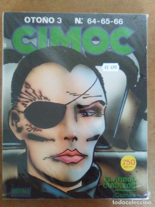 CIMOC OTOÑO Nº 3 (RETAPADO CON LOS NUMEROS 64 A 66) NORMA - BUEN ESTADO - OFM15 (Tebeos y Comics - Norma - Cimoc)