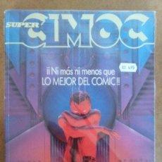 Cómics: SUPER CIMOC Nº 4 (RETAPADO CON LOS NUMEROS 104 A 106) NORMA - BUEN ESTADO - OFM15. Lote 126082291