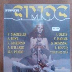 Cómics: SUPER CIMOC Nº 2 (RETAPADO CON LOS NUMEROS 98 A 100) NORMA - BUEN ESTADO - OFM15. Lote 126082395