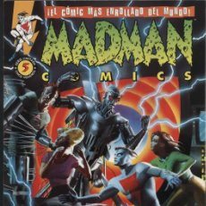 Cómics: MADMAN Nº 5 NORMA COMICS MIKE ALLRED. Lote 126085147