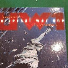 Cómics: UNIVERSAL WAR ONE - 4. EL DILUVIO - BAJRAM. Lote 126094527