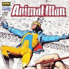 Cómics: ANIMAL MAN. COLECCIÓN NORMA EDITORIAL. Lote 147787016