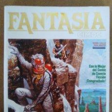 Cómics: FANTASIA CIMOC Nº 3 (RETAPADO CON LOS NUMEROS 12 A 14) NORMA - BUEN ESTADO - OFM15. Lote 126246791