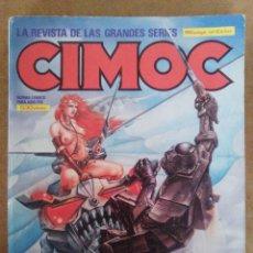 Cómics: CIMOC RETAPADO Nº 12 (CONTIENE LOS NUMEROS 44 A 46) NORMA - BUEN ESTADO - OFM15. Lote 126247879