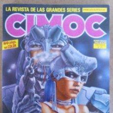 Cómics: CIMOC RETAPADO Nº 10 (CONTIENE LOS NUMEROS 38 A 40) NORMA - BUEN ESTADO - OFM15. Lote 126248811