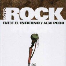 Cómics: SARGENTO ROCK: ENTRE EL INFIERNO Y ALGO PEOR (AZZARELLO / KUBERT) NORMA - COMO NUEVO - OFI15T. Lote 128853940