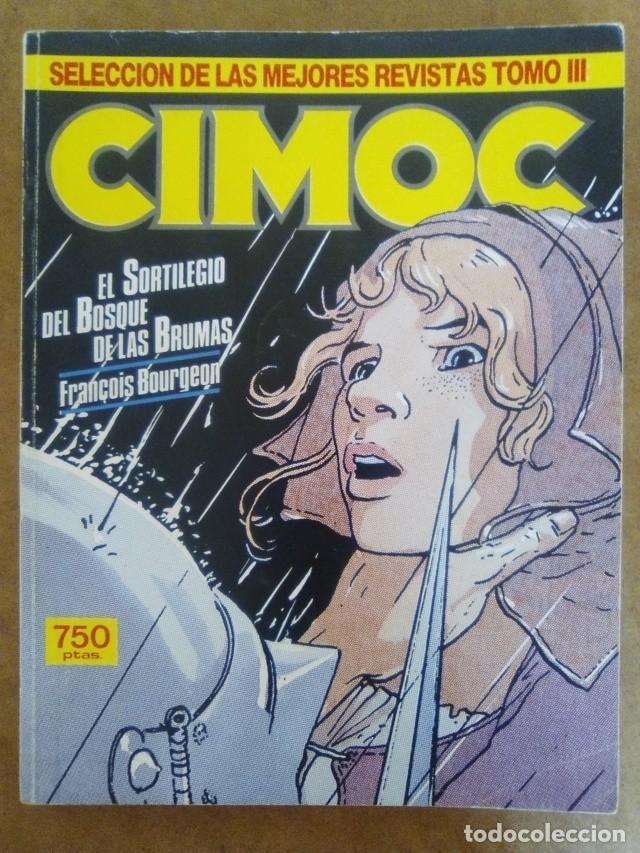 CIMOC SELECCION DE LAS MEJORES REVISTAS Nº 3 (RETAPADO CON LOS NUMEROS 42, 43, 49, 51) NORMA - OFM15 (Tebeos y Comics - Norma - Cimoc)