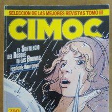 Cómics: CIMOC SELECCION DE LAS MEJORES REVISTAS Nº 3 (RETAPADO CON LOS NUMEROS 42, 43, 49, 51) NORMA - OFM15. Lote 126707919