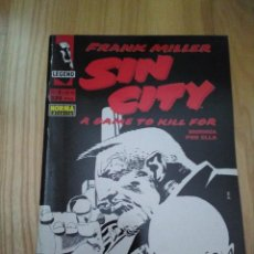 Cómics: COMIC NORMA SIN CITY FRANK MILLER A DAME TO KILL FOR Nº 3 DE 6. Lote 126750967