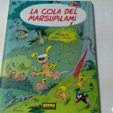 Cómics: LA COLA DEL MARSUPILAMI . ED.NORMA.LOS ÁLBMES DE CAIRO .. Lote 127143031