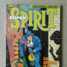 Cómics: SUPER THE SPIRIT N°7 (NORMA EDITORIAL). CONTIENE LOS NÚMEROS 33-34-35-36-37. 20 HISTORIAS COMPLETAS.. Lote 127218556